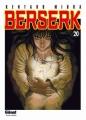 Couverture Berserk, tome 20 Editions Glénat 2007