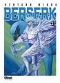 Couverture Berserk, tome 21 Editions Glénat 2007