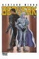 Couverture Berserk, tome 22 Editions Glénat 2007