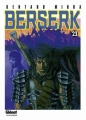 Couverture Berserk, tome 23 Editions Glénat 2008