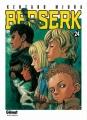 Couverture Berserk, tome 24 Editions Glénat 2008