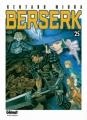 Couverture Berserk, tome 25 Editions Glénat 2008
