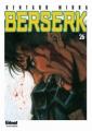 Couverture Berserk, tome 26 Editions Glénat 2008