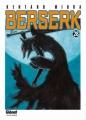 Couverture Berserk, tome 28 Editions Glénat 2008