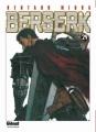 Couverture Berserk, tome 29 Editions Glénat 2009