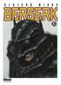Couverture Berserk, tome 31 Editions Glénat 2009