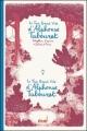 Couverture Le Trop Grand Vide d'Alphonse Tabouret Editions Ankama (Étincelle) 2010