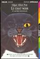 Couverture Le chat noir et autres contes fantastiques / Le chat noir et autres nouvelles / Le chat noir Editions Folio  (Junior - Edition spéciale) 1993