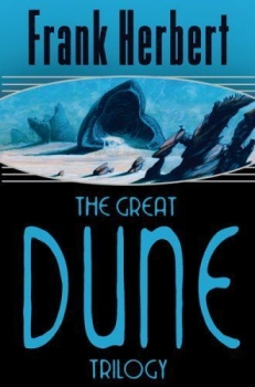 Couverture The Great Dune Trilogy