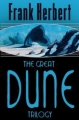 Couverture The Great Dune Trilogy Editions Gollancz 1988
