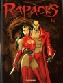 Couverture Rapaces, tome 4 Editions Dargaud 2003