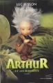 Couverture Arthur et les Minimoys, tome 1 Editions Intervista (Deuxième) 2008