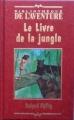 Couverture Le livre de la jungle Editions Fabbri (Bibliothèque de l'Aventure) 1997
