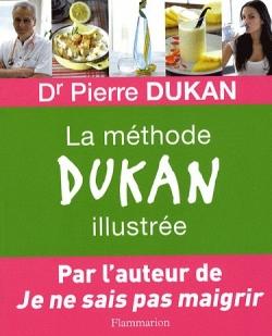 Couverture La méthode Dukan illustrée