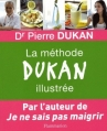 Couverture La méthode Dukan illustrée Editions Flammarion 2009