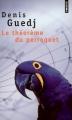 Couverture Le théorème du perroquet Editions Points 1998