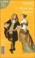 Couverture L'Ecole des femmes Editions Pocket 2005