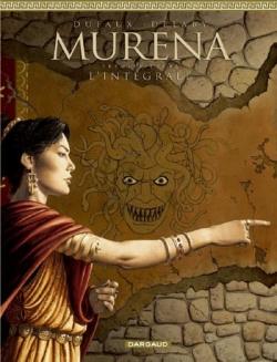 Couverture Murena, Intégrale : Premier cycle