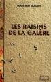 Couverture Les raisins de la galère Editions Fayard (Libres) 1996