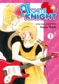 Couverture Aïshite Knight : Lucile, amour et rock'n roll, tome 1 Editions Tonkam (Shôjo) 2010