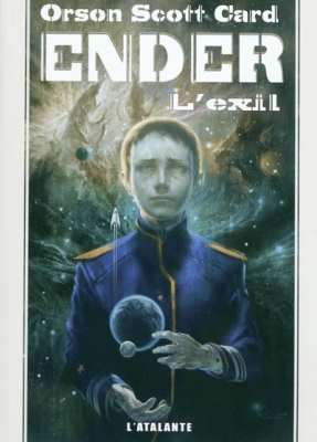 Couverture Le cycle d'Ender : L'exil
