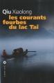 Couverture Les courants fourbes du lac Tai Editions Liana Lévi 2010