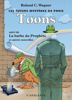 Couverture Les Futurs Mystères de Paris, tome 06 : Toons