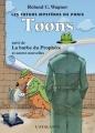 Couverture Les Futurs Mystères de Paris, tome 06 : Toons Editions L'Atalante (La Dentelle du cygne) 2009