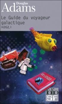 Couverture Le Guide du voyageur galactique / H2G2, tome 1