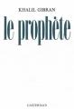 Couverture Le prophète Editions Casterman 1995