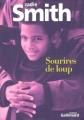 Couverture Sourires de loup Editions Gallimard  2001