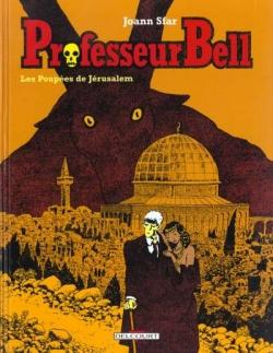 Couverture Professeur Bell, tome 2 : Les poupées de Jérusalem