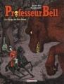 Couverture Professeur Bell, tome 3 : Le cargo du Roi singe Editions Delcourt (Machination) 2002