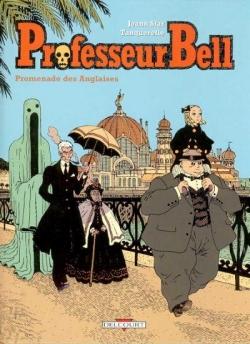 Couverture Professeur Bell, tome 4 : Promenade des Anglaises