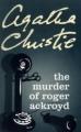 Couverture Le meurtre de Roger Ackroyd Editions HarperCollins 2007
