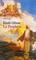 Couverture Le prophète Editions J'ai Lu 1999