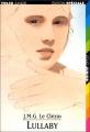 Couverture Lullaby  Editions Folio  (Junior - Edition spéciale) 1997