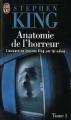 Couverture Anatomie de l'horreur, tome 1 Editions J'ai Lu 1997