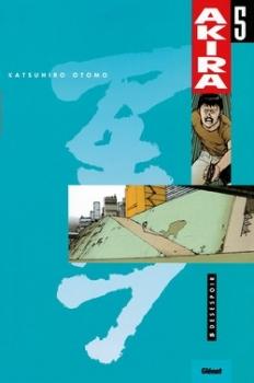 Couverture Akira, tome 05