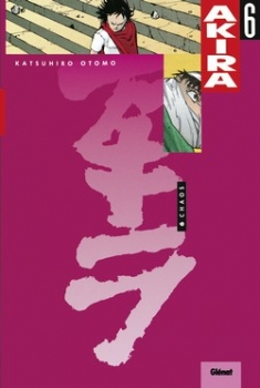Couverture Akira, tome 06