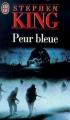 Couverture Peur bleue Editions J'ai Lu 1994