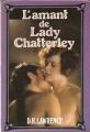 Couverture L'amant de lady Chatterley Editions France loisirs 1980