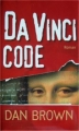 Couverture Da Vinci code Editions France Loisirs 2004