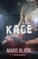 Couverture Kage, tome 1 : Désemparé Editions MxM Bookmark (New adult) 2017