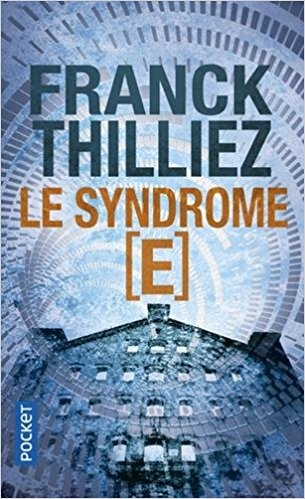 Couverture Franck Sharko & Lucie Hennebelle, tome 1 : Le syndrome E