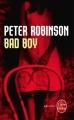 Couverture Bad boy Editions Le Livre de Poche (Policier) 2012