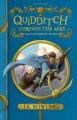Couverture Le Quidditch à travers les âges Editions Bloomsbury (Children's Books) 2017