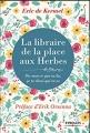 Couverture La libraire de la place aux herbes Editions Eyrolles 2017