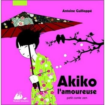 Couverture Akiko l'amoureuse