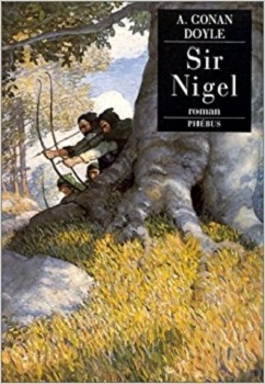 Couverture Sir Nigel